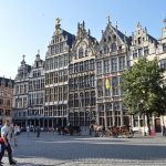 Visiting Antwerp (for real this time)