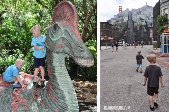 Animal Kingdom & Hollywood Studios at Disney World Orlando