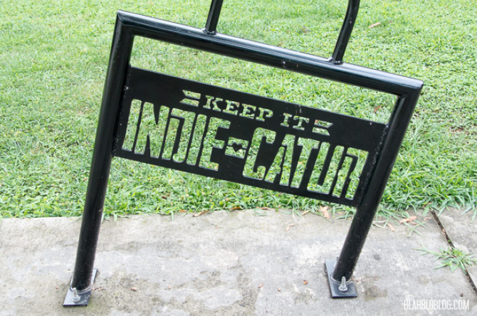 keep it indie in Decatur, Georgia