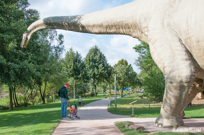 gartenschau kaiserslautern a dinosaur park by ramstein. Black Bedroom Furniture Sets. Home Design Ideas